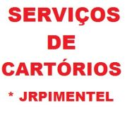 CONSULTORIA DE SERVIÇOS -CARTÓRIOS E TABELIONATOS -RIO DE JANEIRO - RJ