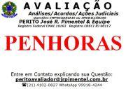 CONSULTORIA DE SERVIÇOS +PENHORAS (AVALIAÇÃO)+RIO DE JANEIRO - RJ