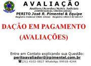 CONSULTORIA DE SERVIÇOS +DAÇÃO EM PAGAMENTO (AVALIAÇÃO)+RIO DE JANEIRO - RJ